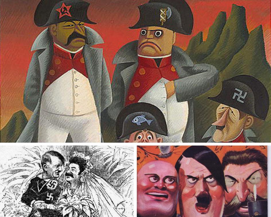 Vícios das emoções políticas: Nazismo e Fascismo são de