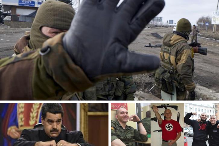 Maduro Wagner Group