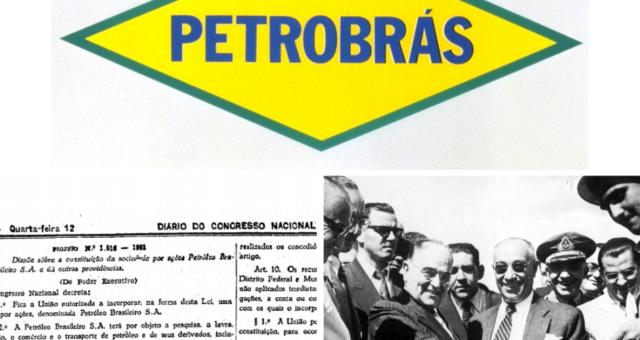 Petrobras e Vargas